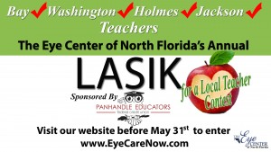 2015 LASIK for A Local Teacher Contest