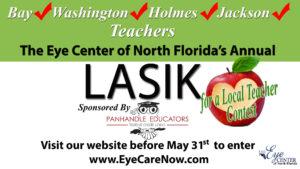 2015 LASIK for A Local Teacher Contest