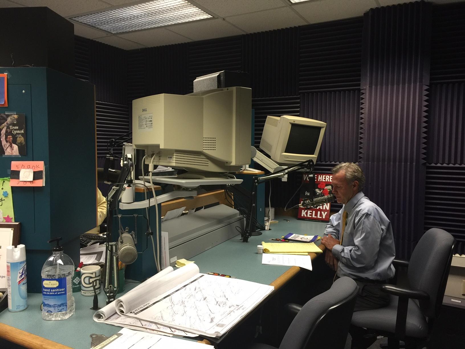 Dr. Garland Radio Interview