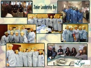 Junior Leadership Bay